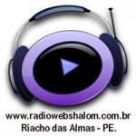 Logo da emissora R�dio Web Shalom