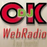 Logo da emissora OK DJ WebRadio