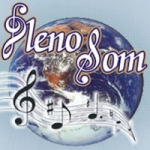 Logo da emissora Rádio Pleno Som