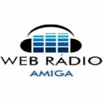 Logo da emissora Web Rádio Amiga