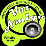 Logo da emissora Rádio Voz Amiga
