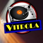 Logo da emissora Rede Vitrola