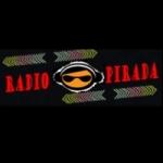 Logo da emissora R�dio Pirada