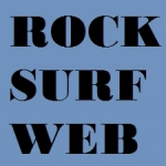 Logo da emissora RockSurf Web Rádio