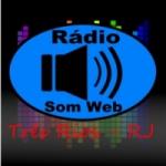 Logo da emissora Rádio Som Web