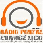 Logo da emissora Rádio Portal Evangélico