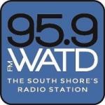 Logo da emissora Radio WATD 95.9 FM