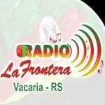 Logo da emissora Rádio La Frontera