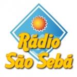 Logo da emissora Rádio São Sebá