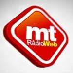 Logo da emissora MTRádioweb