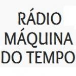 Logo da emissora Rádio Máquina do Tempo