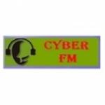Logo da emissora Cyber FM Brazil