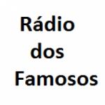 Logo da emissora Rádio dos Famosos