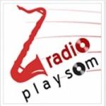 Logo da emissora Rádio Play Som