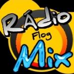 Logo da emissora Rádio Flogmix