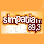 Logo da emissora R�dio Simpatia 89.3 FM