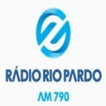 Logo da emissora R�dio Rio Pardo 790 AM