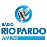 Logo da emissora Rádio Rio Pardo 790 AM