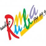 Logo da emissora Radio Rumba 99.9 FM