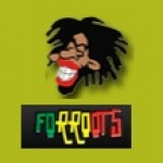Logo da emissora Rádio Forroots