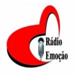 Logo da emissora Rádio Emoção