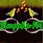 Logo da emissora Web Rádio Simpatia FM