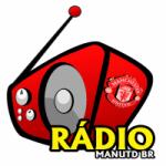 Logo da emissora R�dio ManUtd BR