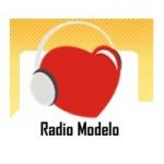 Logo da emissora R�dio Modelo