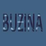 Logo da emissora Rádio Web Buzina