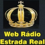 Logo da emissora Webradio Estrada Real