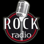Logo da emissora Rock Radio