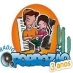 Logo da emissora Rádio Forrozão