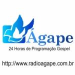 Logo da emissora R�dio �gape