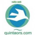 Logo da emissora Rádio Web QuintaoRS.com