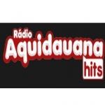 Logo da emissora Aquidauana Hits
