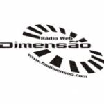 Logo da emissora Rádio Web Dimensão