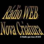 Logo da emissora R�dio Web Nova Criatura