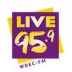 Logo da emissora Radio WBEC Live 95.9 FM