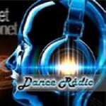 Logo da emissora Dance Rádio