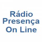 Logo da emissora Rádio Presença On Line