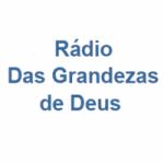 Logo da emissora Rádio Das Grandezas de Deus