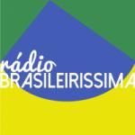 Logo da emissora Rádio Brasileiríssima