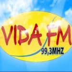 Logo da emissora R�dio Vida 99.3 FM