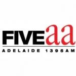 Logo da emissora Radio 5AA 1395 AM