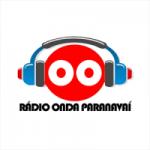 Logo da emissora Rádio Onda Paranavaí