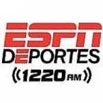 Logo da emissora Radio WKRS ESPN 1220 AM