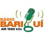 Logo da emissora Rádio Barigui 1560 AM