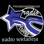 Logo da emissora Espora Sertaneja