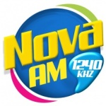 Logo da emissora Rádio Nova AM 1240