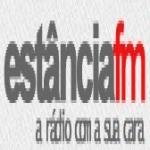 Logo da emissora R�dio Est�ncia 105.9 FM